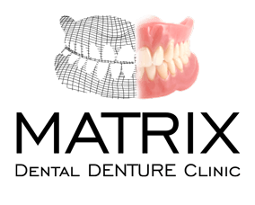 Matrix Dental | Denture Clinic Point Cook Logo